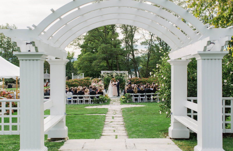 Wedding Arch Ceremony - Photo by Rodeo & Co. Photography