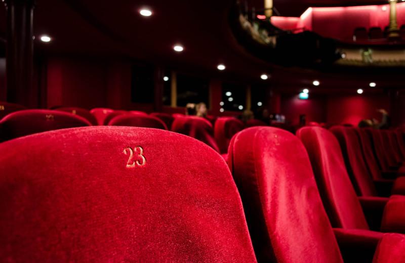 Theater near Aqua Breeze Inn.