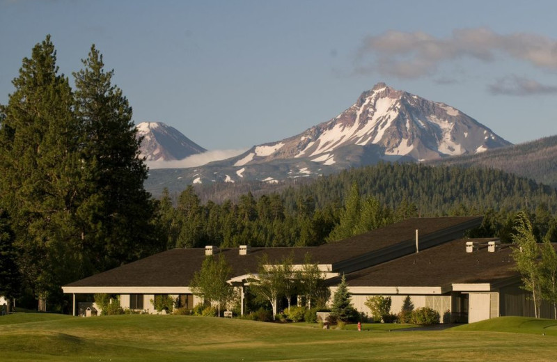 Exterior view of Black Butte Ranch.