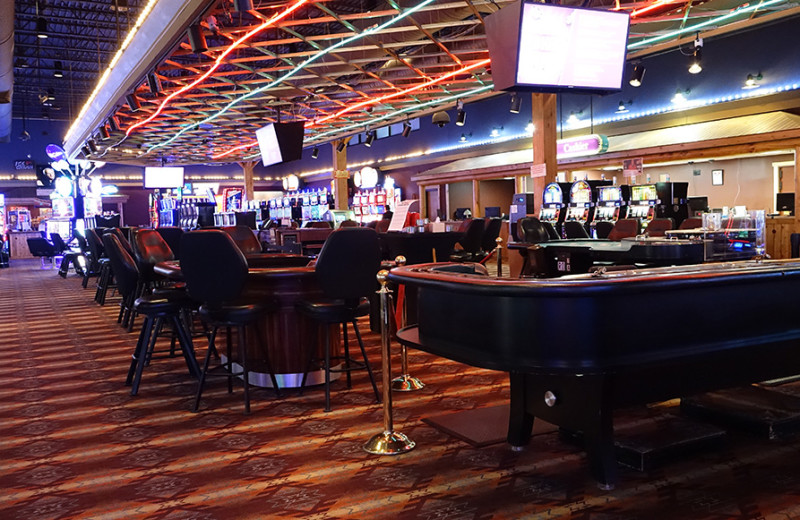 Casino at Sevenwinds Casino, Lodge & Convention Center.