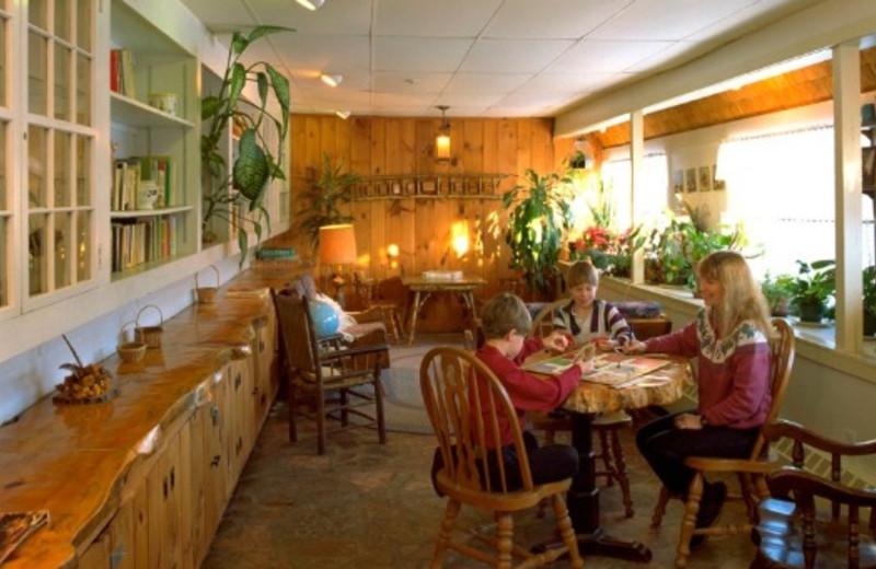 Dining Area at Inn at Long Trail