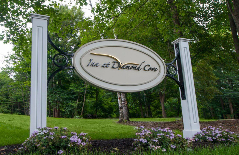 Welcome to Inn at Diamond Cove.