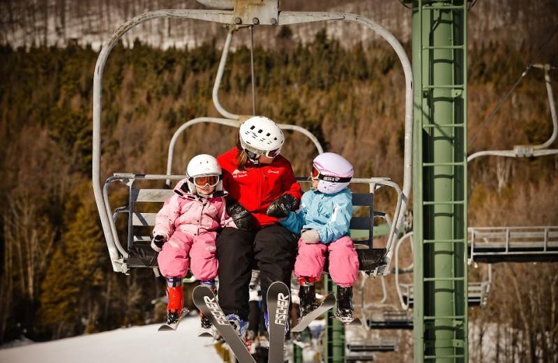 Winter Activities at Treetops Resort