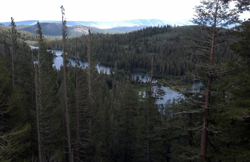 Scenic views at JetLiving.