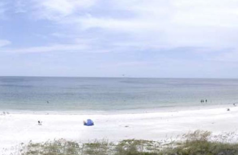 Beautiful view at  Vistas On the Gulf.