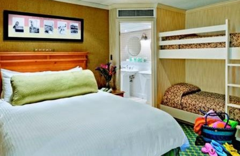 Guest Suite at Moreys Pier Resorts