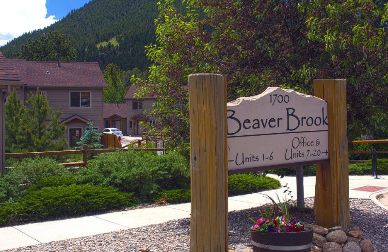 Exterior view of Beaver Brook on the River.