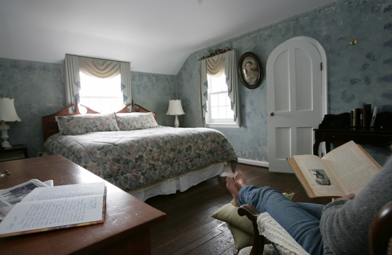 Inventor's Escape bedroom at HideAway Country Inn.