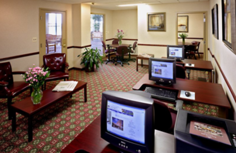Complimentary use of the business center includes free Internet access at Best Western Baltimore.