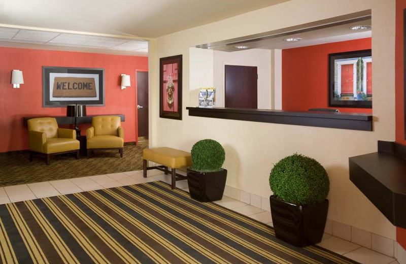 Lobby at Extended Stay America Phoenix - Chandler.