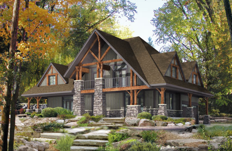 Cottage at Muskoka Bay Club