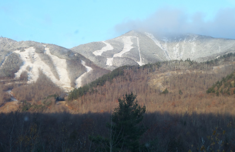 Mountains at The Inn at Whiteface.