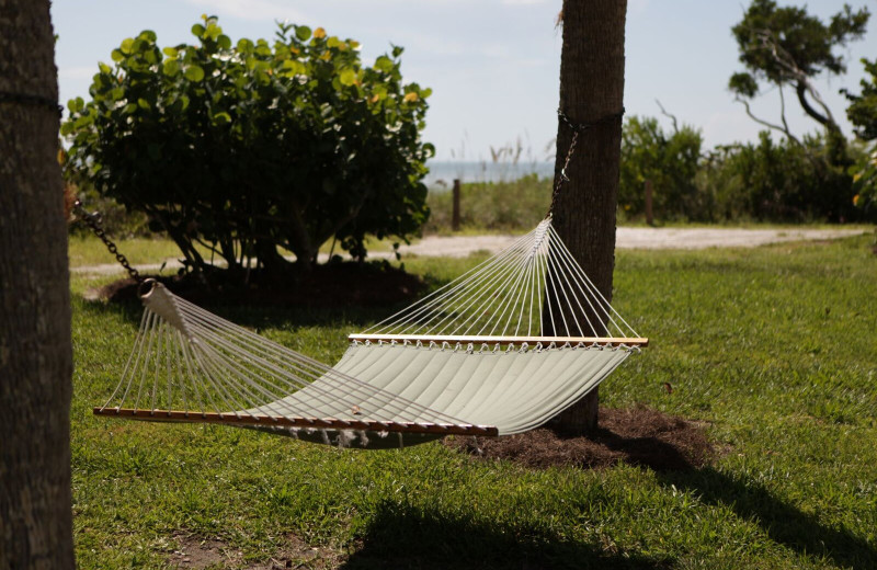 Hammock at Casa Ybel Resort.