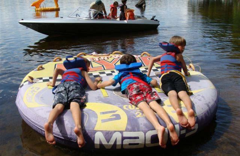 Fun for kids of all ages at All-Season Cottage Rentals.