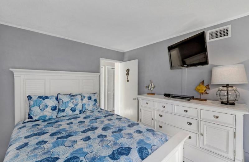 Rental Bedroom At SkyRun Vacation Rentals