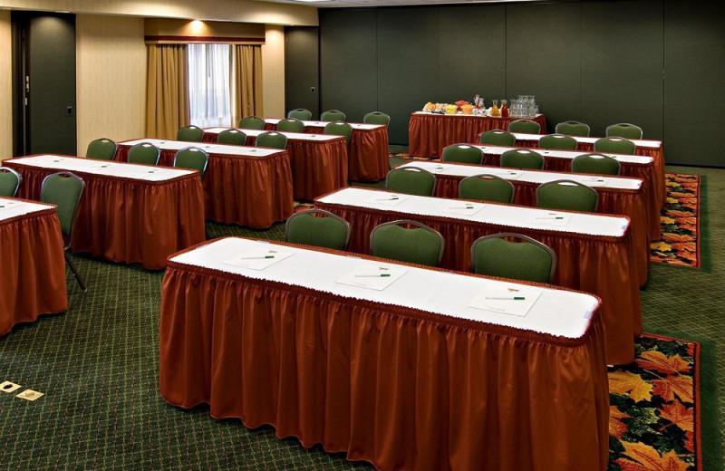 Meetings at Holiday Inn Minneapolis.