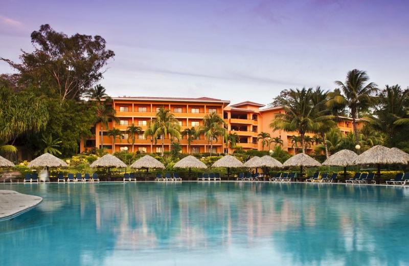 Hotel View at Barcelo Montelimar Beach Resort