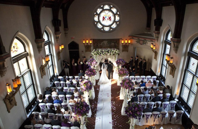 Wedding at Castle Hotel & Spa.
