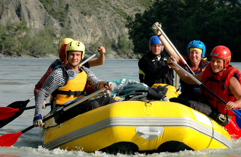 Rafting at Pronghorn Inn & Suites - Rawlins.