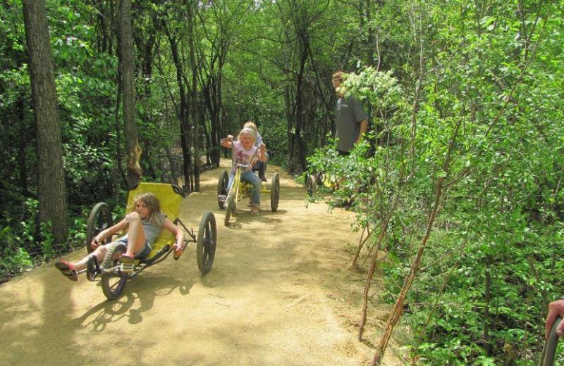 Summer Fun at Baraboo Hills Campground