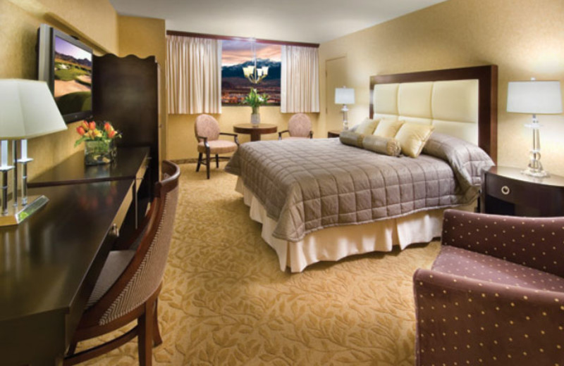 Guest Room at Nugget Casino Resort