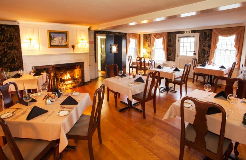 Dining at Adair Country Inn.