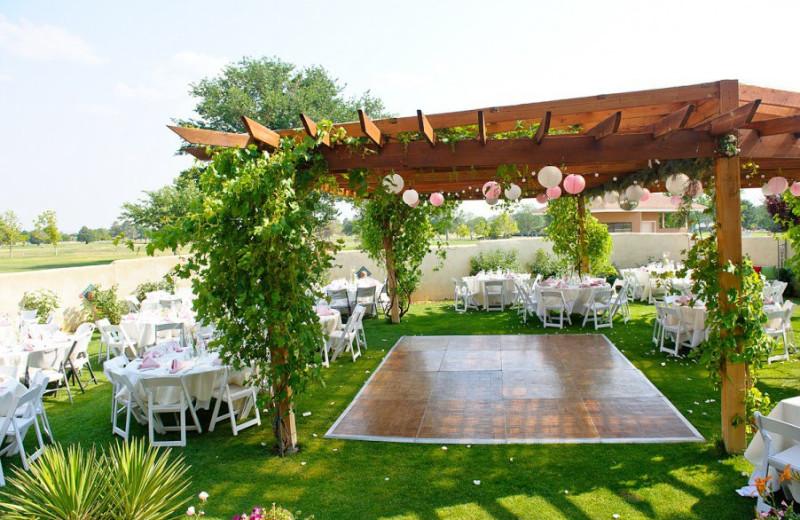 Wedding venue at Inn at Paradise.