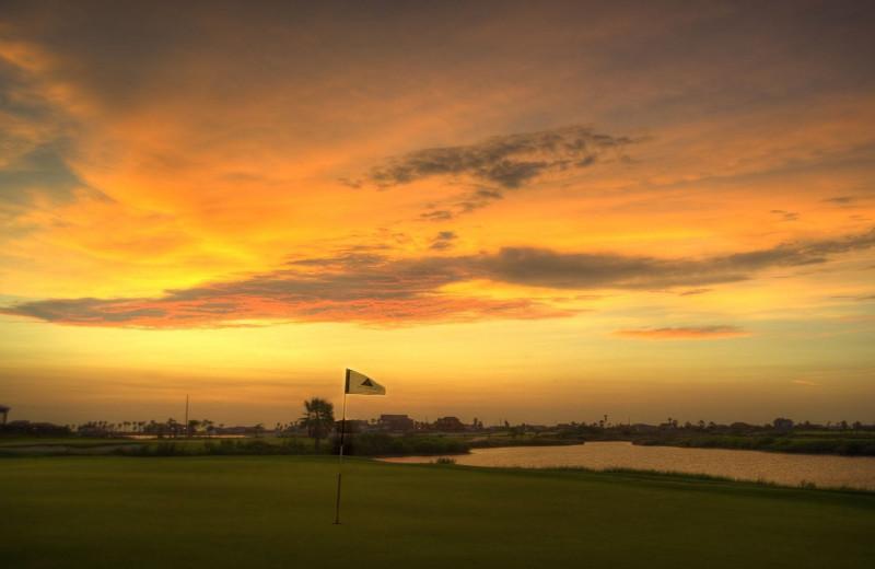 Golf near Moody Gardens Hotel Spa & Convention Center.