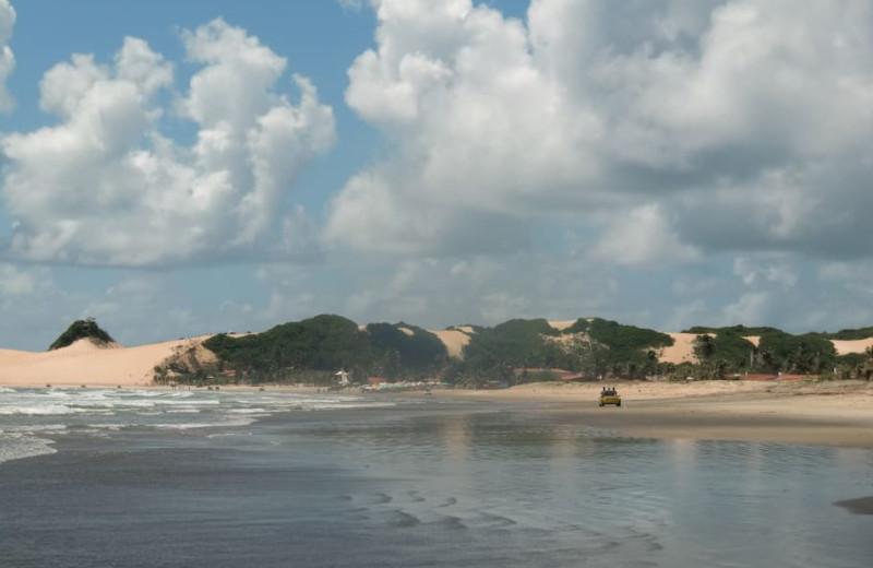 Beach at A Casa De Genipabu.