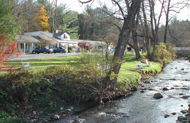 Brook at Brookside Country Motel