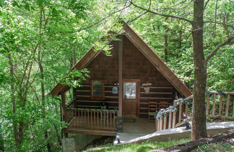 Hugs and Kisses cabin