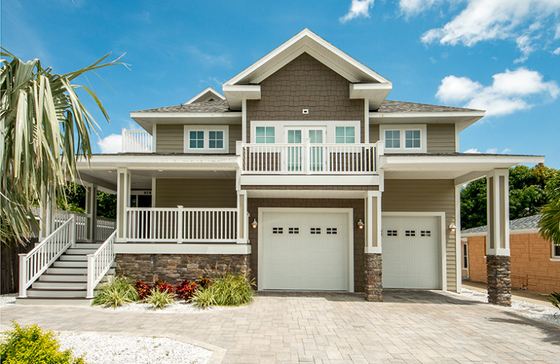 Rental exterior at Belloise Realty.