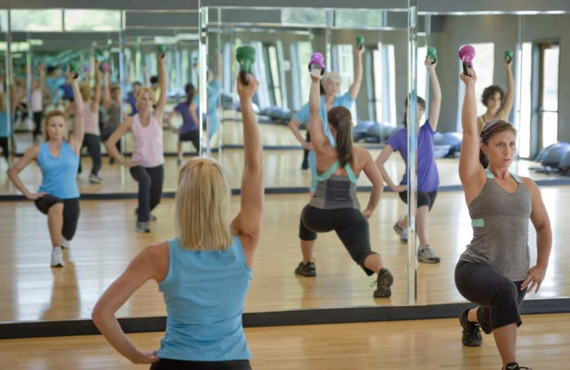Fitness Classes at Lake Austin Spa Resort