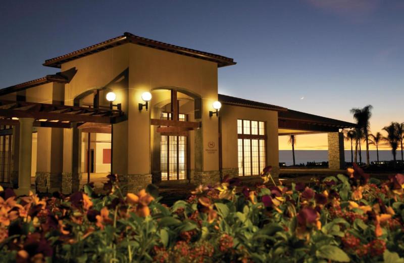 Exterior view of Sheraton Carlsbad Resort & Spa.