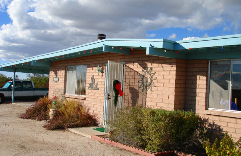 Exterior view of A Hagenah Bed & Breakfast.