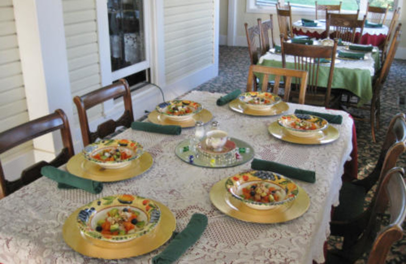 Delicious Dinners at Haven River Inn