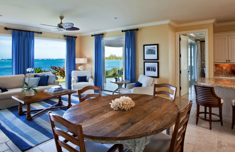 Cottage interior at Sunset Key Guest Cottages, a Luxury Collection Resort.