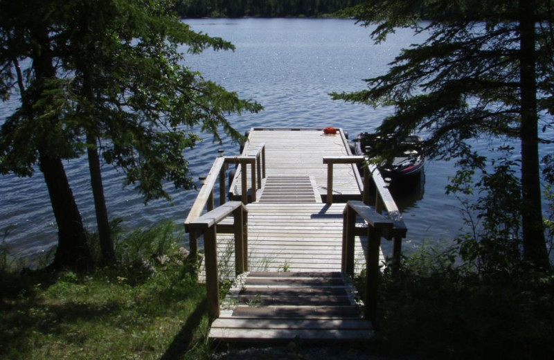 The Lake at Big North Lodge & Outposts