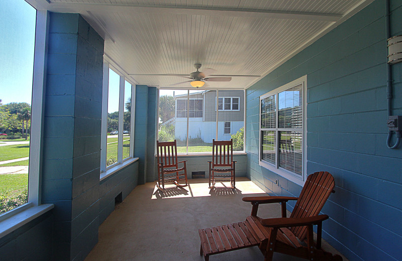 Porch at Palm Blvd 2403 Down.
