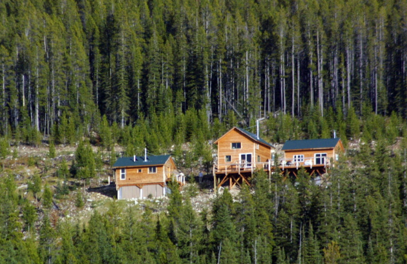 Exterior view of Altoona Ridge Lodge.