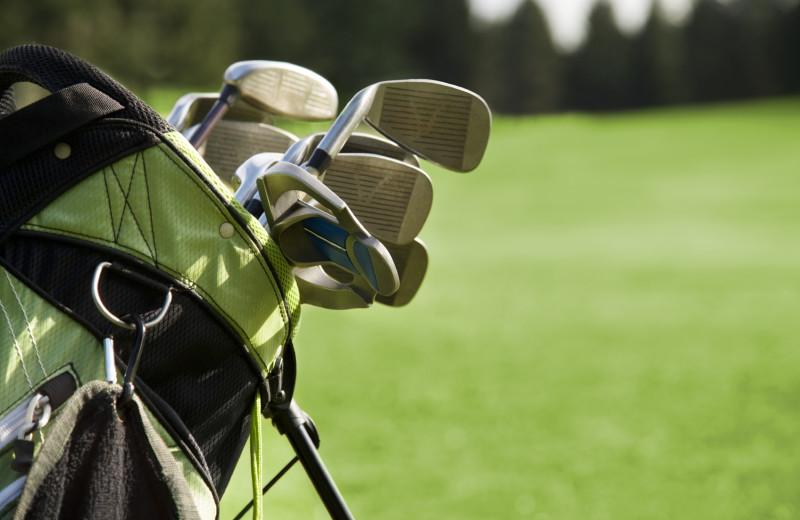 Golf courses near Recreational Rental Properties, Inc.
