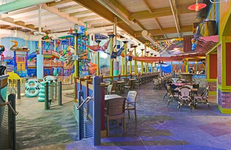 Waterpark at CoCo Key Water Resort- Holiday Inn Omaha Convention.