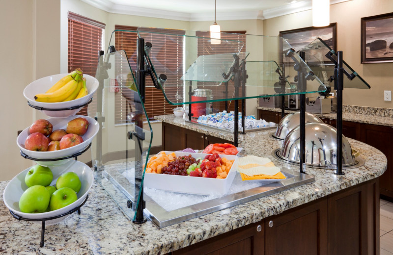 Breakfast at Staybridge Suites Naples-Gulf Coast.