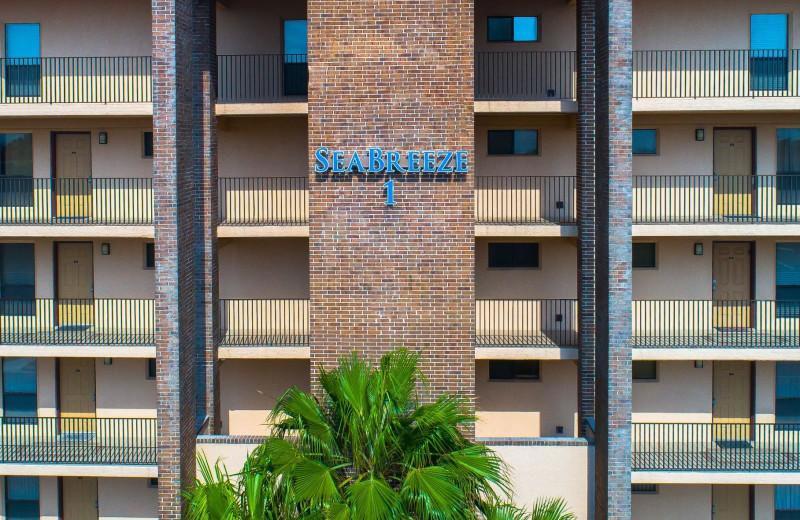 Exterior at Seabreeze I.