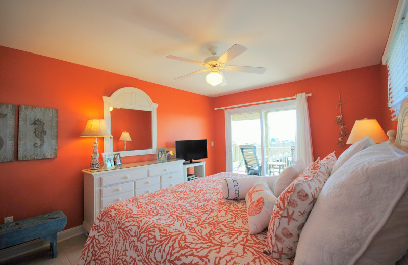 Rental bedroom at Access Realty Group.