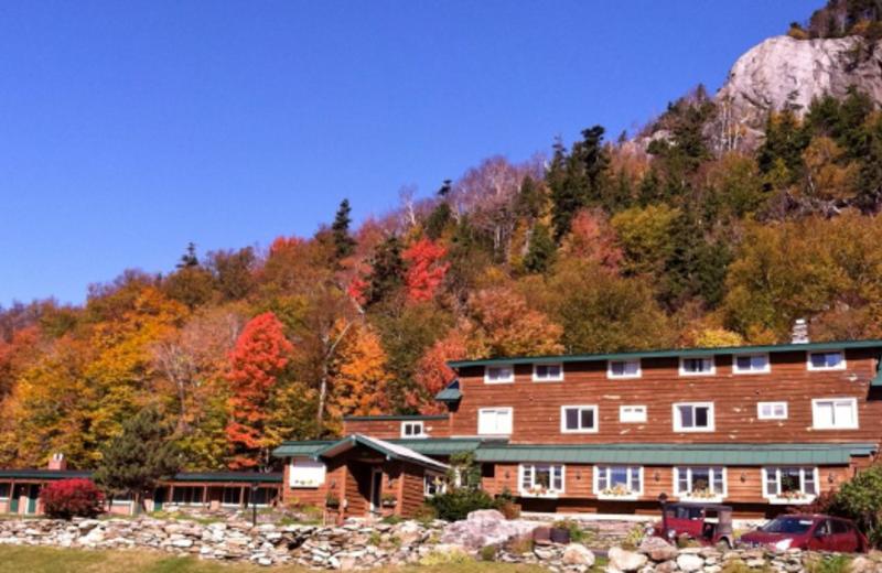 Exterior View of Inn at Long Trail