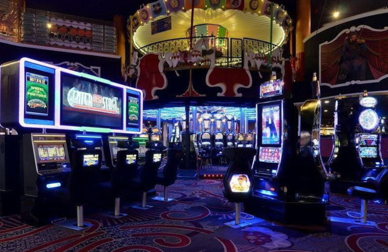 Casino at Circus Circus Hotel