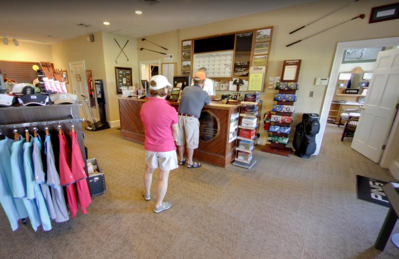 Shop at Beau Rivage Golf & Resort.
