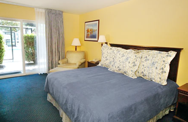 King Suite at Monterey Bay Lodge