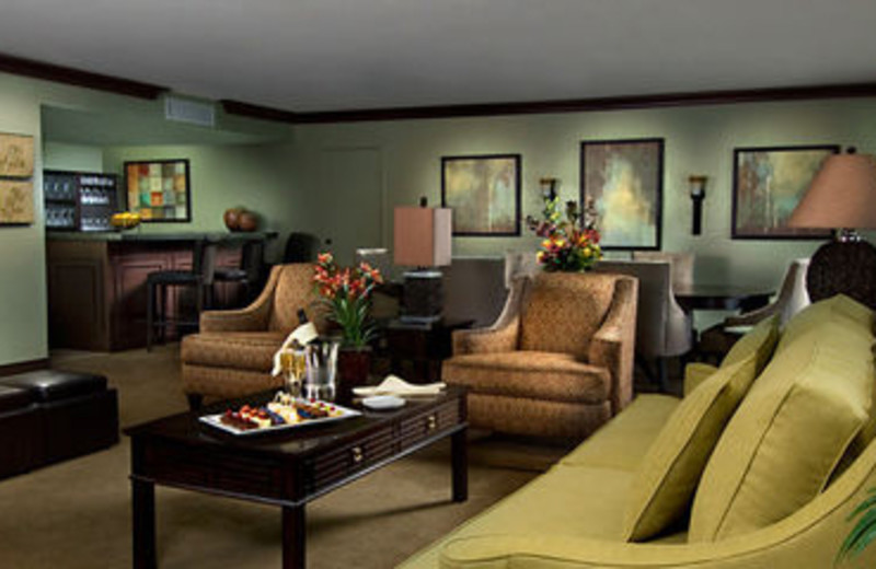 Presidential Suite at Rancho Las Palmas Resort